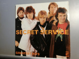 Secret Service - Greatest Hits (1986/Wifon/Poland) - Vinil/Vinyl/Impecabil (NM)