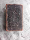 BIBLIA 1876, IN LIMBA GERMANA