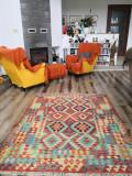 Covor kilim chilim iranian nou tesut manual
