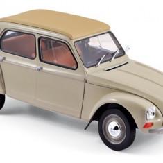 Macheta Auto Norev, Citroen Dyane 6 1970 - Erable Beige 1:18