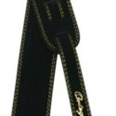 Curea chitara Ortega OSS2-BK Wildleather Black