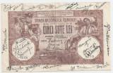 ROMANIA 500 LEI APRILIE 1919 F