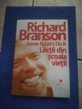 Richard branson lecții din școală vietii