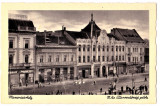Targu Mures palatul politiei,animata,Marosvasarhely M.kir.Allamrendorsegi palot
