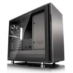 Carcasa Fractal Design Define R6 Gunmetal Tempered Glass