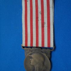MEDALIE FRANTA GRANDE GUERRE,1914-1918