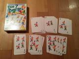 Cumpara ieftin Joc carti pt copii, Piatnik, Die 7 Zwerge, cu numere, pentru numarat , complet