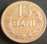 Moneda 15 BANI - RP ROMINA, anul 1960   *cod 930 - xf