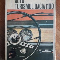 Autoturismul Dacia 1100 - H. Freifeld/ C37P