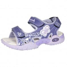 Sandale pentru fetite American Club 271/15M, Mov