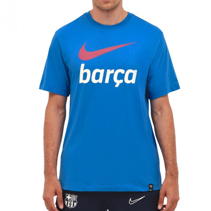 Tricou Nike FC Barcelona Swoosh - DB4811-403