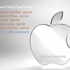 Decodare - Eliminare cont iCloud iPhone - CLEAN - XR XS XS Max