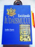 ENCICLOPEDIA IUDAISMULUI – G. Wigoder, STARE NOUĂ! (Hasefer, 740 pag., 2.15 kg)