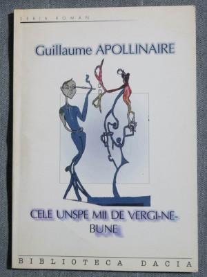 Guillaume Apollinaire - Cele unșpe mii de vergi-ne-bune foto