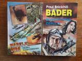 Marele circ + Bader , lot 2 carti de aviatie / C26P