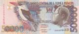 Bancnota Sao Tome si Principe 50.000 Dobras 1996 - P68a UNC