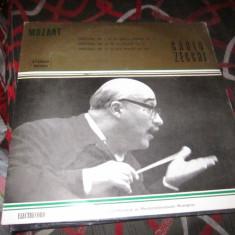 Vinil mozart dirijor carlo zecchi n17, electrecord