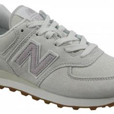 Pantofi sport New Balance WL574LCC pentru Femei, 37, Gri