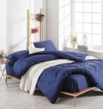 Lenjerie de pat pentru pat dublu EnLora Home, 162ELR1416, bumbac 65 procente, poliester 35 procente, 220 x 240 cm