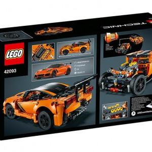 LEGO Technic - Chevrolet Corvette ZR1 42093