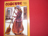 COSETTE  -  VICTOR  HUGO  ( 1995, editie  ilustrata de Done Stan ) *