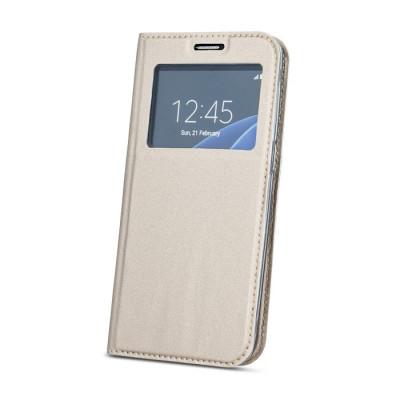 Husa SAMSUNG Galaxy S6 - Smart Look (Auriu) foto