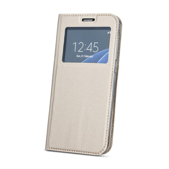 Husa SAMSUNG Galaxy S6 - Smart Look (Auriu)