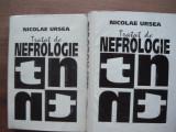 NICOLAE URSEA - TRATAT DE NEFROLOGIE - 2 volume - 1994