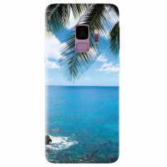 Husa silicon pentru Samsung S9, Coastline