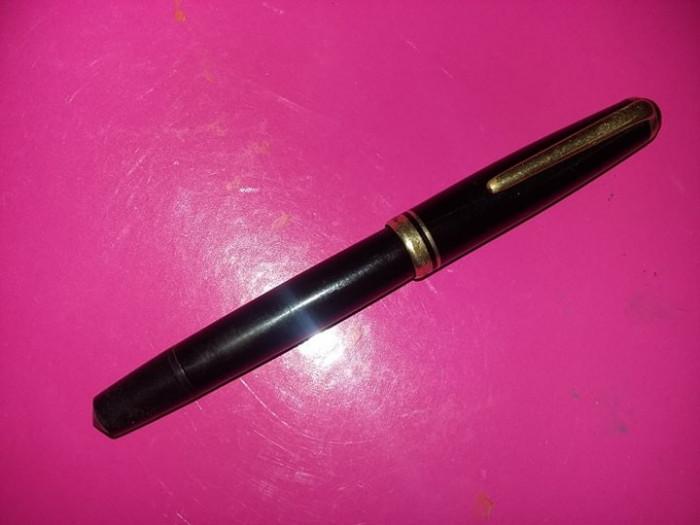 stilou montblanc 252 vechi penita aur,stilou vechi penita de aur,COLECTIE,T.GRAT