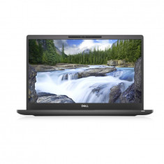 Laptop Dell Latitude 7300, 13.3 FHD, Intel Core i7-8665U, 16GB DDR4, 512GB SSD, Intel UHD 620, Windows 10 Pro, Black
