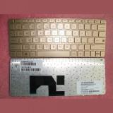 Cumpara ieftin Tastatura laptop noua HP MINI 210-1000 GOLDEN FRAME GOLDEN US