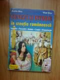 A2 GENEZA SI ISTORIE IN CREATIA ROMANEASCA-ARETIA DICU-VLAD DICU-LEGENDE