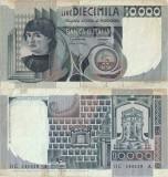 1982 (3 XI), 10.000 lire (P-106b.2) - Italia
