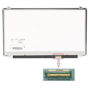 Display Toshiba Satellite L50-B-117 L50-B-11M L50-B-160 L50-B-16P L50-B-16Z L50-B-1CD 15.6 LED 1366x768 40 pini slim