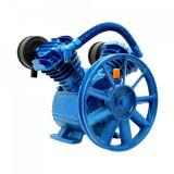 Cumpara ieftin Cap compresor de aer cu 2 pistoane 400l/min 2-3kW 10 bari 2065 BLUE B-AC2065 Barracuda