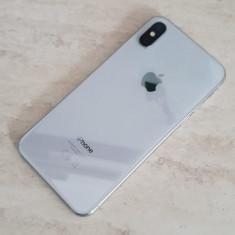 Vand iPhone X 64G Silver, Argintiu, 64GB, Orange