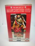 Caseta video VHS Manchester United. Caseta de colectie!