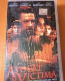 AVOCAT SI VICTIMA   - FILM CASETA VIDEO VHS