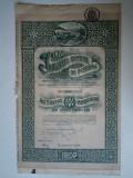 500 Lei 1920 Industria Romana de Petrol IRDP actiuni vechi ,veche Romania 29901