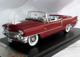 Premium X Cadillac Eldorado Biaritz convertible 1956 1:43