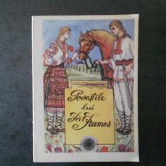 BASMELE ROMANILOR 1 - POVESTILE LUI FAT FRUMOS