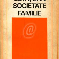 Cetatean, societate, familie. Dezbateri etice