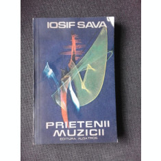 PRIETENII MUZICII - IOSIF SAVA