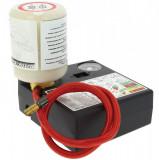 Compresor aer 12V pentru anvelope fara camera lichid reparatie pana automat,TPMS safe , Kit reparatie pana Sumex Car+ , set solutie reparatie pana 450