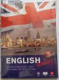 Curs limba engleza carte DVD si CD audio