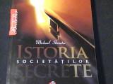 ISTORIA SOCIETATILOR SECRETE-MICHAEL STREETER-BESTSELLER-237 PG-
