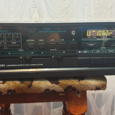 Amplificator Audio Statie Audio Amplituner Philips FR-563