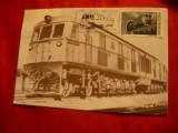 Maxima Locomotiva Diesel  Electrica CFR DE-241001 constr. 1938 de Elvetia