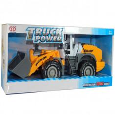 Tractor cu cupa - Construction Truck